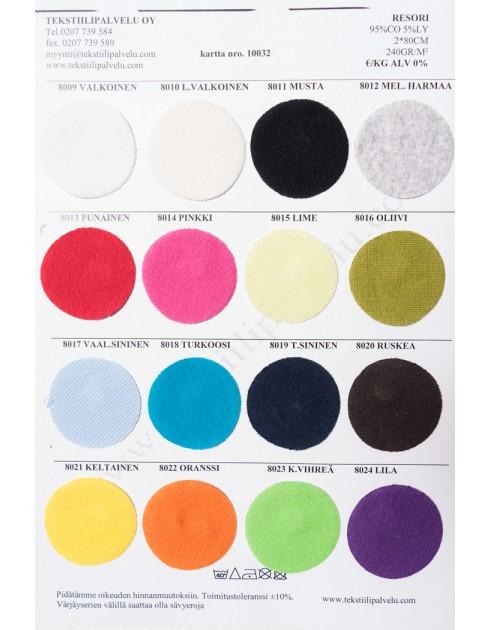 Resori (16 väriä)