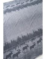 Ruskametsän hirvi (2 väriä)