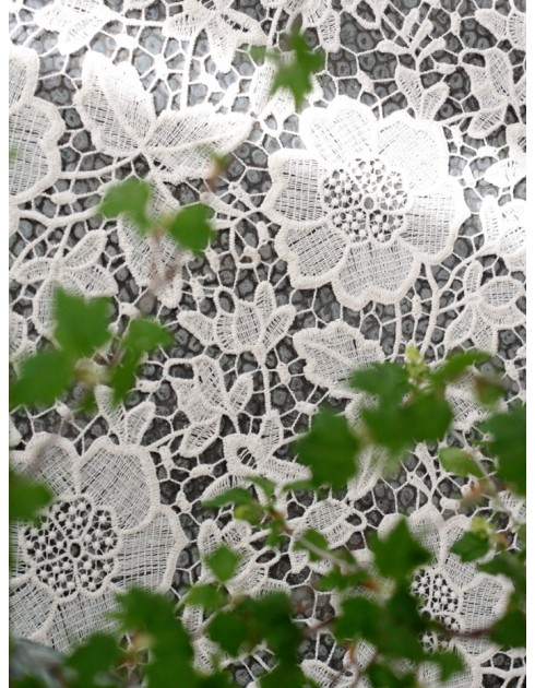Cotton lace